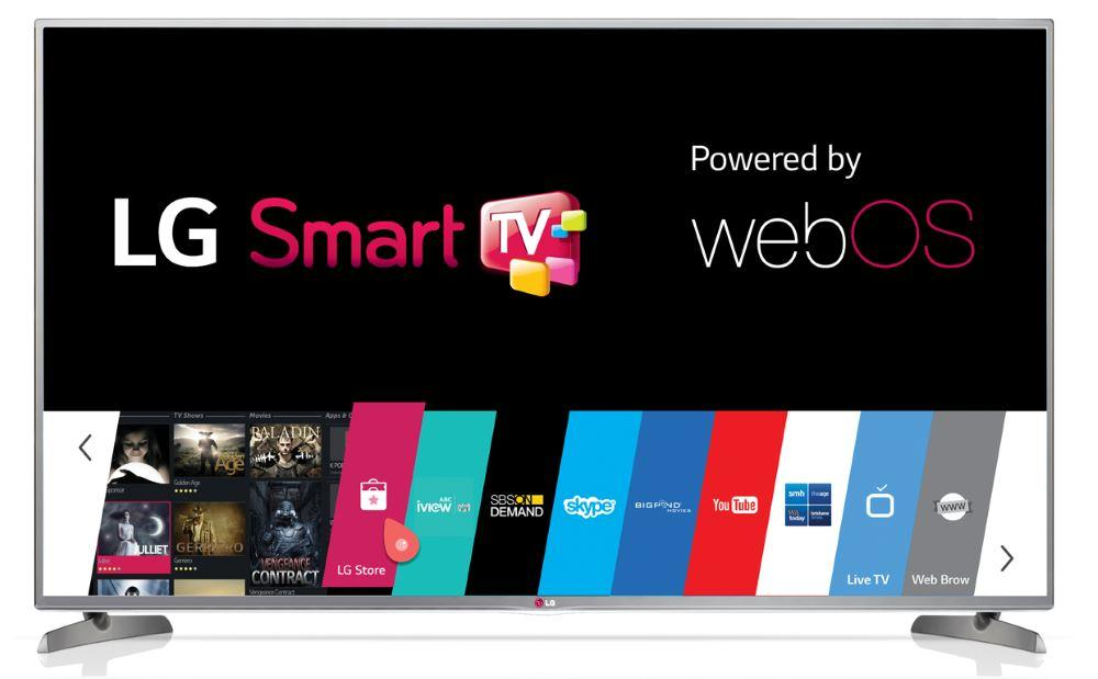 Как настроить Смарт ТВ на телевизоре LG