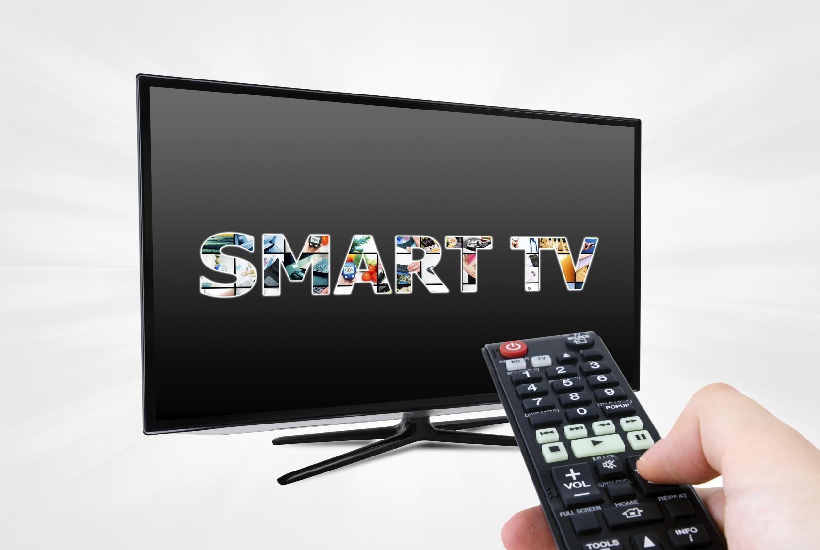 Smart TV device