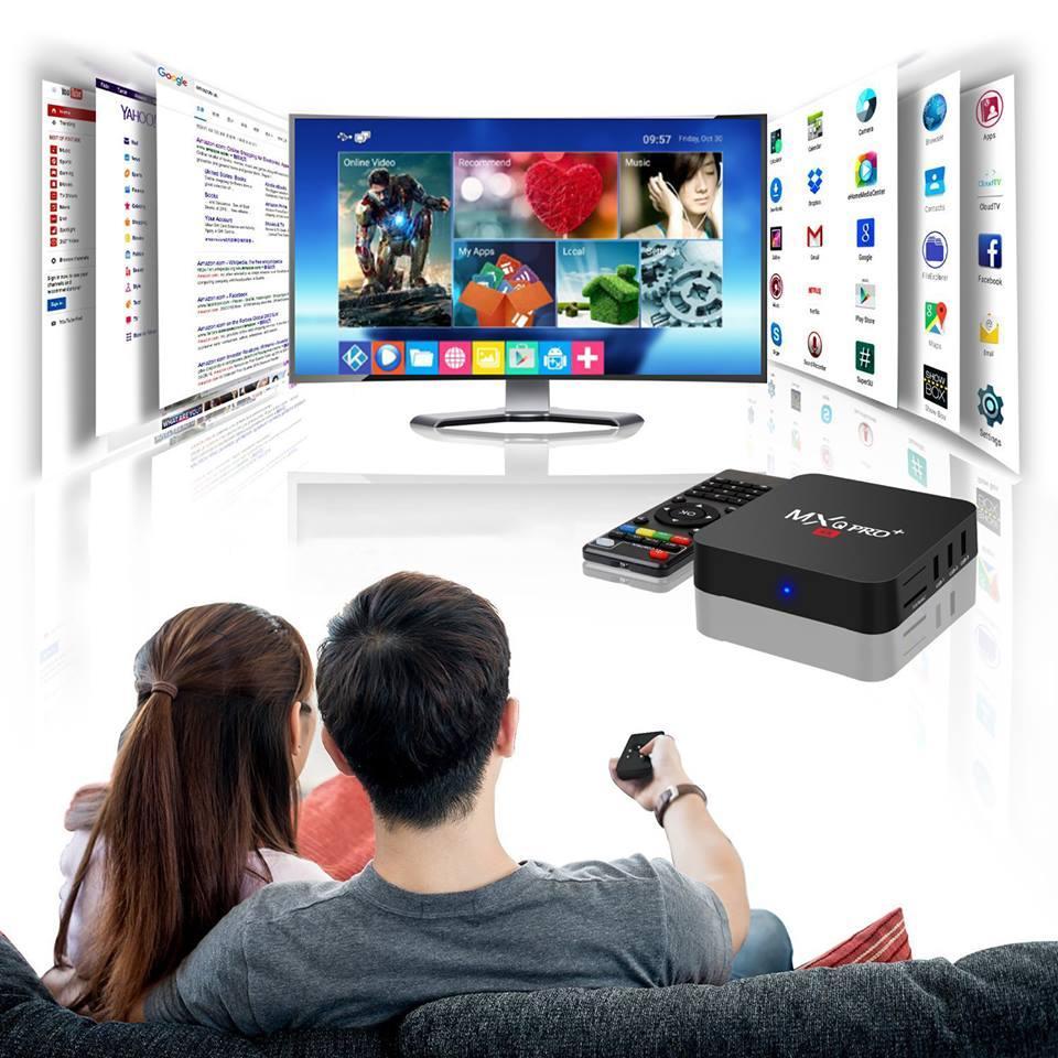 Что лучше выбрать приставку на Android или телевизор функцией Smart TV?