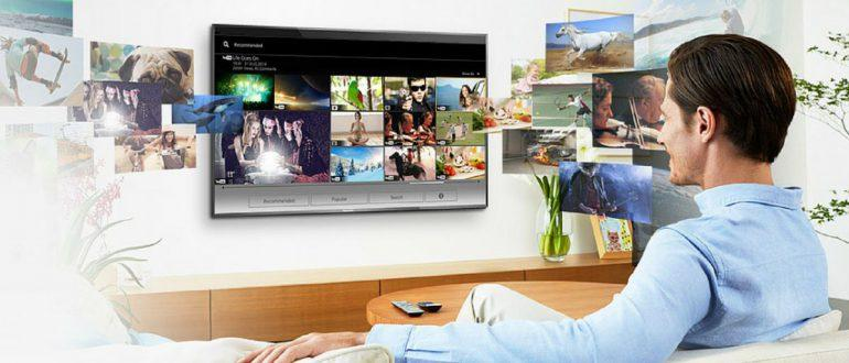 возможности Smart TV