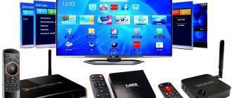 Андроид ТВ приставка
