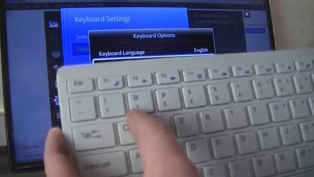 Подключение и особенности выбора беспроводной клавиатуры и мышки для телевизора с функцией Smart TV
