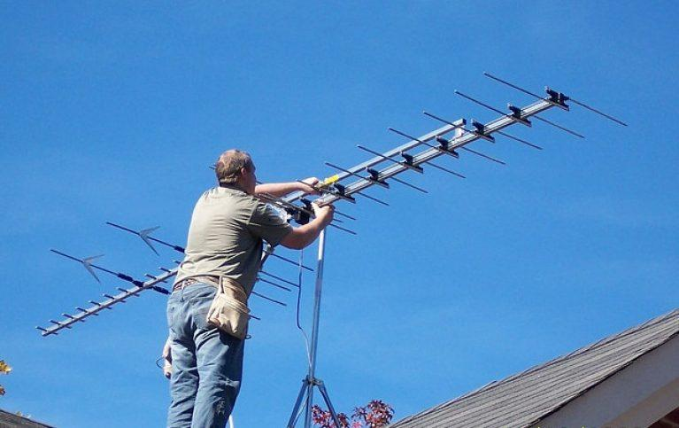 Какая антенна нужна для просмотра DVB T2 цифрового телевидения