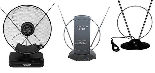 Выбор дачной телевизионной антенны с усилителем для Цифрового ТВ