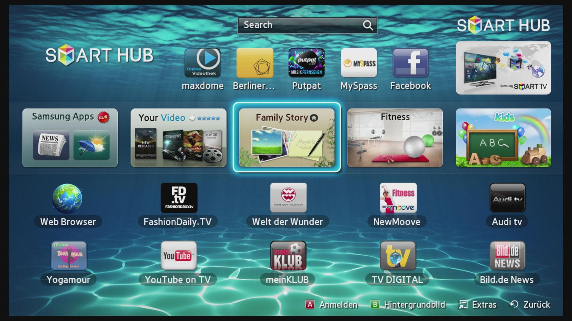 Что такое Smart Hub в телевизоре Samsung и как правильно его настроить