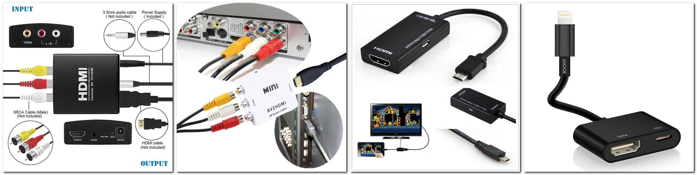 10 способов подключить смартфон к телевизору: через кабель и без него