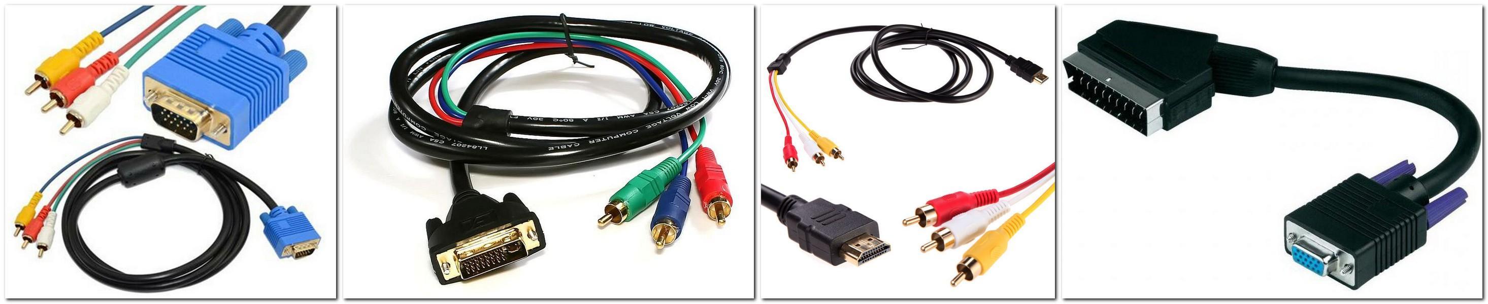 7 способов подключить телевизор к компьютеру: через кабель и без него