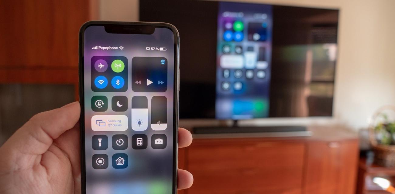 7 способов подключить iPhone к телевизору: Samsung, LG, Sony